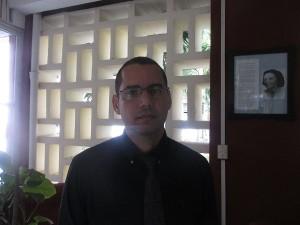 Profesor Osmany Alonso