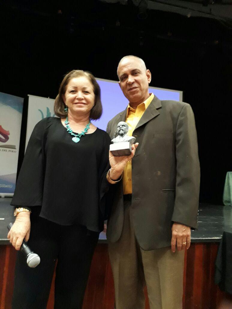 Reconocimiento al Dr.C. Justo Reynaldo Fabelo