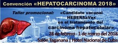 Convención Hepatocarcinoma 2018