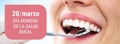Día mundial de la salud bucal