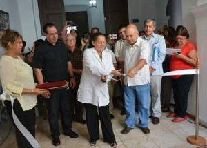 Inauguración Centro de Alzheimer