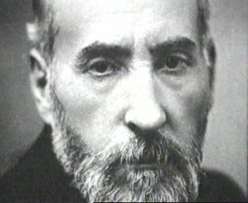 Santiago Ramón y Cajal. Tomado del sitio web dedicado al Centenario del Premio Nobel