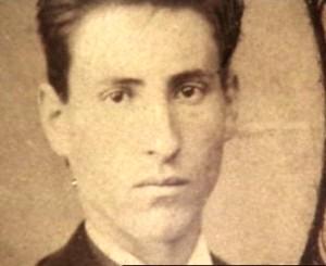 El joven Santiago