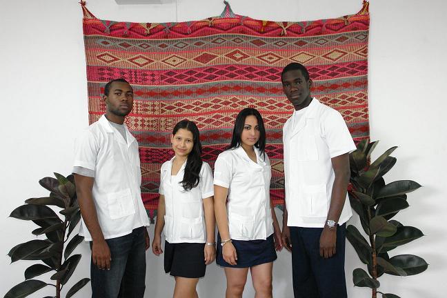 Uniforme estudiantes