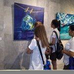 Expo en el Memorial