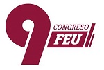 logo 9no congreso FEU
