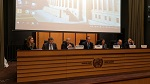 Ministro de Salud Pública Dr. José Angel Portal Miranda en el Foro Paralelo de las Naciones Unidas
