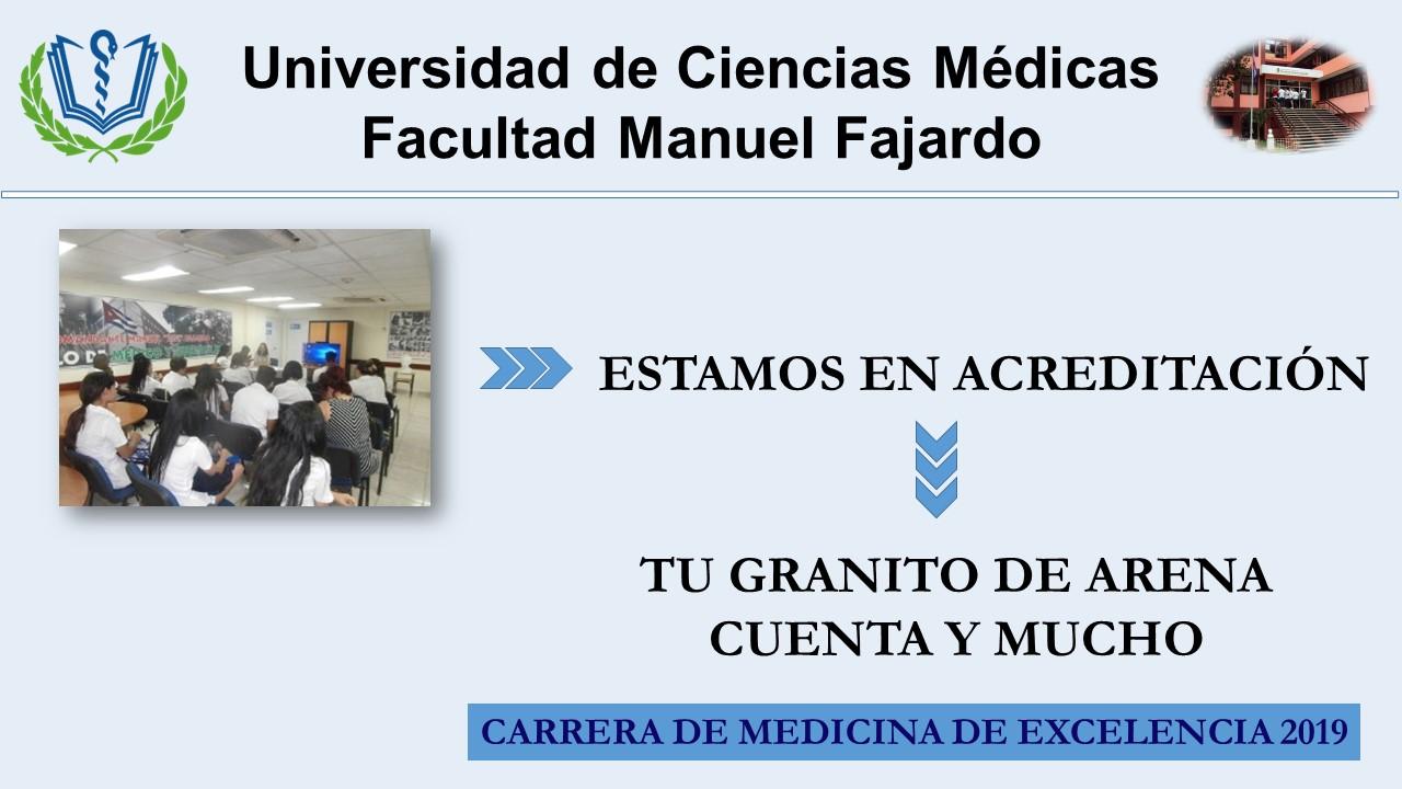 Acreditación Carrera de Medicina