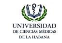 Logo de la Facultad de Ciencias Médicas Manuel Fajardo