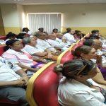 Claustro de profesores de la facultad de Ciencias Médicas Manuel Fajardo