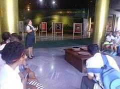 Curso Rutas y Andares tras las Maravillas de la Habana en sus 500