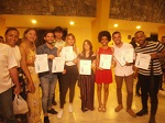 Ganadores del Festival Provincial de Artistas Aficionados
