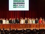 Graduación de la Universidad de Ciencias Médicas de La Habana