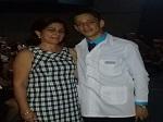 Graduado integral y mejor en la esfera de docencia en la Universidad de Ciencias Médicas de La Habana