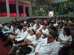 Graduación tecnologos de la salud en la Facultad de Ciencias Médicas Manuel Fajardo