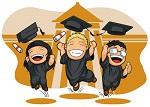 Graduación en la Facultad de Ciencias Médicas Manuel Fajardo