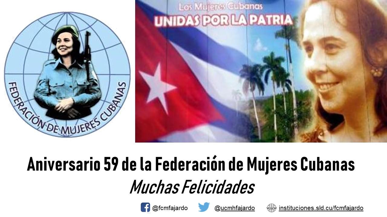 Aniversario 59 de la FMC