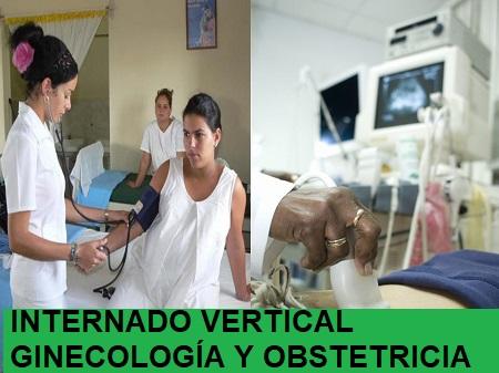 Internado Vertical Ginecologia y Obstetricia