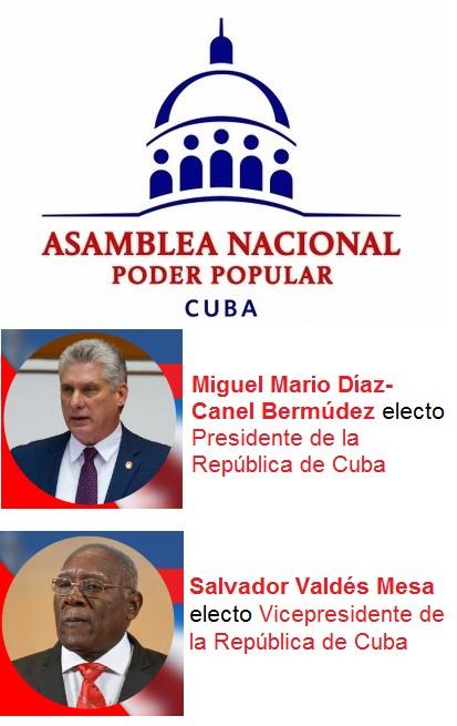 Elecciones del Gobierno de Cuba