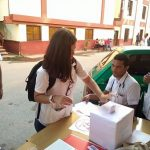 Elecciones FEU en la Facultad Manuel Fajardo