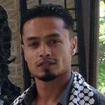 Bashar Bassam Raja, estudiante de Medicina y cubano de profesión