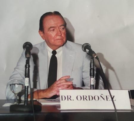 Dr. Cosme Ordoñez Carceller