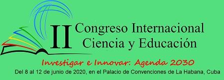 II Congreso Internacional Ciencia y Educación