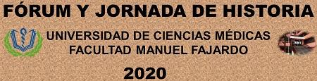 Fórum y Jornada de Historia 2020