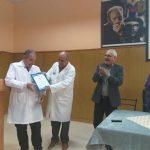 Certificado de acreditación de la especialidad de Oncología Médica