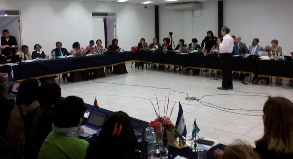 Reunión de FEPPEN 2016. Perú
