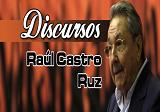 1.Discursos de Raúl