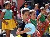 Niños cubanos sonrientes