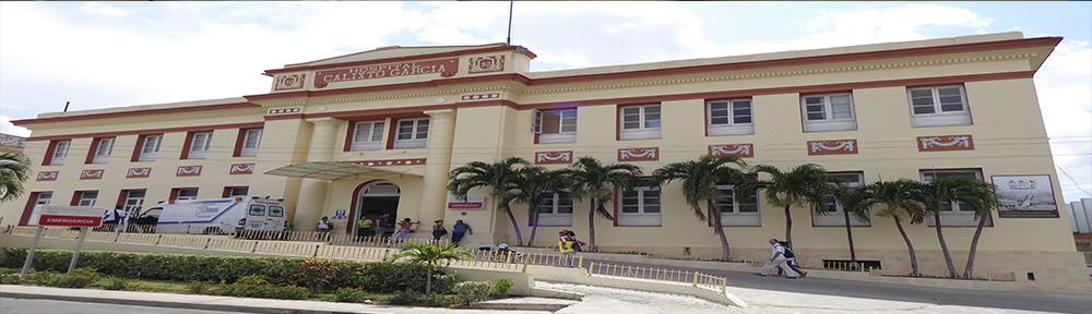 Hospital Universitario General  Calixto García