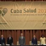 Ceremonia de Apertura de la Convención Cuba Salud 2018