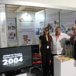 Director del INHEM en el Stand de la Feria Expositiva Salud para Todos 2018