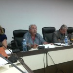 Panel sobre Desigualdades y DSS en Cuba Salud 2018