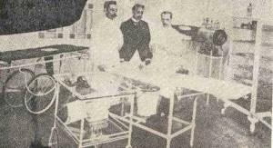 sala cesarea