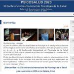 Web Psicosalud 2020