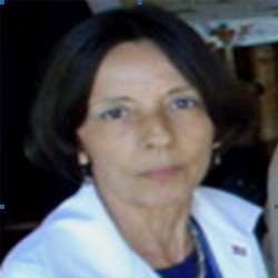 Maria del Carmen Amaro Cano. Prov La Habana.