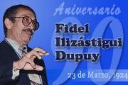 Fidel Ilizástigui _ 90 Aniversario
