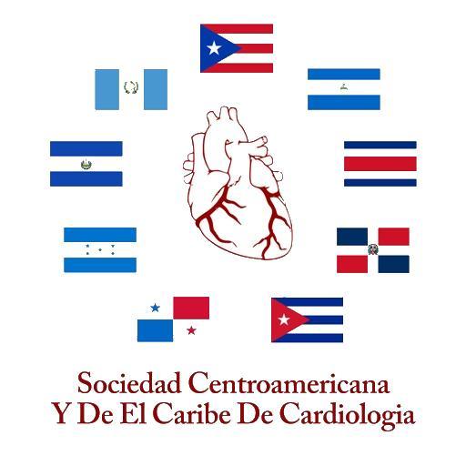 Logo Soc Centroamericana Caribe Cardiologia