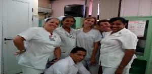 Equipo de Enfermería INOR
