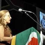 Iris Menéndez Pérez, delegada del ICAP.