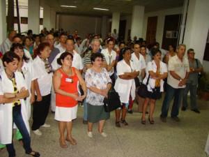 Actividad . Chavez Vive