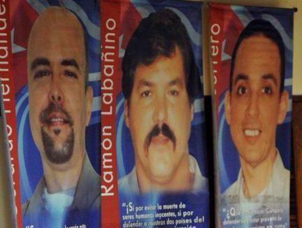 Con la liberación de Gerardo Hernández, Ramón Labañino y Antonio Guerrero se cumplen sueños y esperanzas