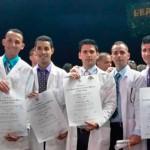 Hasta a fecha, la UCM ha graduado a más de 20 mil nuevos profesionales (Foto de archivo)