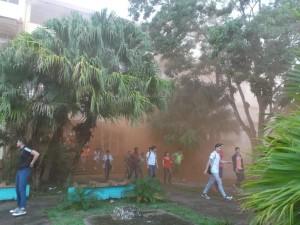Bastión Universitario, los jóvenes preparados para la defensa de la Patria