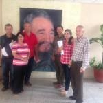 """Creación de la cátedra """"Estudio del pensamiento de Fidel Castro"""" en la UCMVC"""