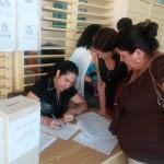 Elecciones para el Buró Sindical de la UCMVC