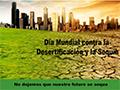 Día Mundial contra la desertificación y la sequía